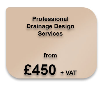 Drainage Designs from £450